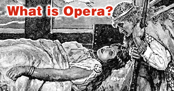 What is Opera?