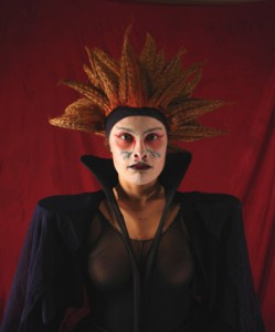 Heather Green as pharaoh's daughter, Bitia
