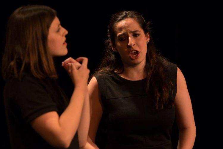 Tal Heller, mezzo soprano - http://www.talheller.com Ren, ASL performer - http://www.renlikethewind.com